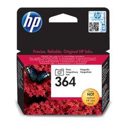 HP 364 Zwart, Lichtyaan, Lichtmagenta inktcartridge