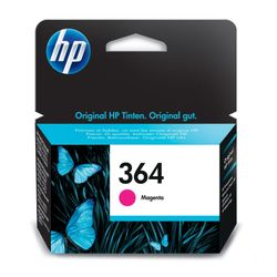 HP 364 Magenta Ink Cartridge magenta inktcartridge