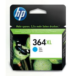 HP 364XL Cyaan inktcartridge