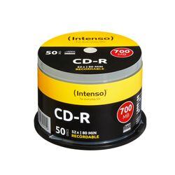 Intenso CD-R 700MB CD-R 700MB 50stuk(s)