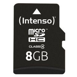 Intenso 8GB Micro SDHC Class 4 8GB SDHC Klasse 4