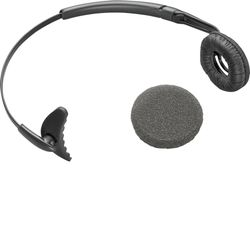 Plantronics Uniband Headband, Monauraal, Zwart, Draadloos, CS50 / CS55 CS60 / CS65, Telefoon
