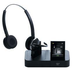 Jabra Pro 9460 Duo Stereofonisch Zwart hoofdtelefoon