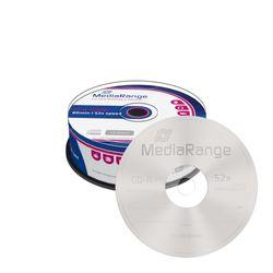MediaRange MR201 CD-R 700MB 25stuk(s) lege cd