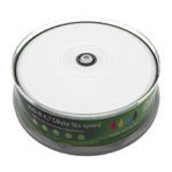 MediaRange MR407 4.7GB DVD-R 25stuk(s) lege dvd
