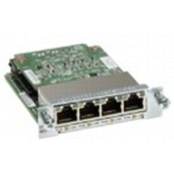 Cisco EHWIC-4ESG= Intern Ethernet netwerkkaart & -adapter
