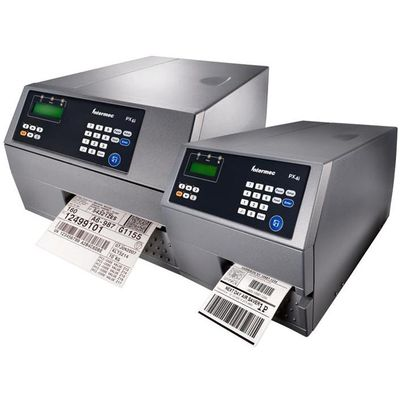 Intermec PX4i & PX6i High-Performance Printers label printer