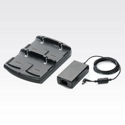 Zebra SAC5500-401CES Binnen Zwart batterij-oplader