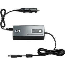 HP 90W Smart AC/Auto/Air Combo Adapter Binnen 90W Zwart netvoeding & inverter