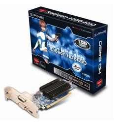 Sapphire HD6450 1G DDR3 grafische kaart