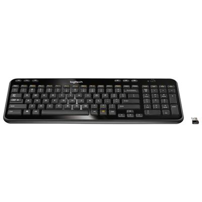 Logitech K360 toetsenbord RF Draadloos QWERTY Nederlands