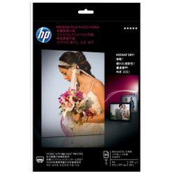 HP Premium Plus matglanzend fotopapier, 20 vel, A4/210 x 297