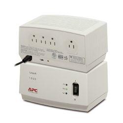APC LE1200 Line-R 4 AC-uitgang(en) 120 V Beige 1,9 m