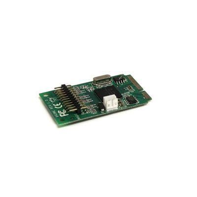 StarTech.com 3-poort 2b 1a 1394 Mini PCI Express FireWire Adapterkaart