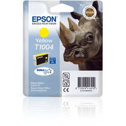 Epson inktpatroon Yellow T1004 DURABrite Ultra Ink