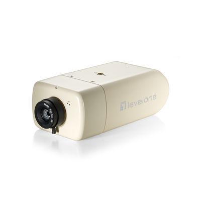 LevelOne FCS-1131 IP-beveiligingscamera Doos Plafond/muur