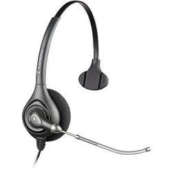 Plantronics HW251 Monauraal Hoofdband Zwart hoofdtelefoon