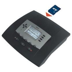Tiptel 540 SD Zwart antwoordapparaten