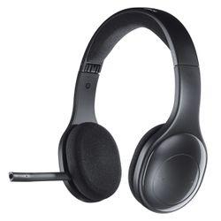 Logitech H800 hoofdtelefoon Stereofonisch Hoofdband Zwart