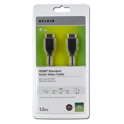 Belkin HDMI Digital Video Cable 1.5 m