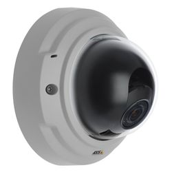 Axis P3367-V vandal resistant 5 MP or HDTV 1080p