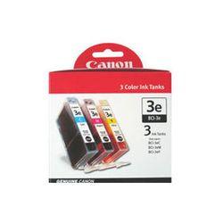 Canon BCI-3e C/M/Y inktcartridge 3 stuk(s) Origineel Cyaan, Magenta, Geel