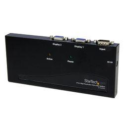 StarTech.com 2-poort Hoge Resolutie 350 MHz VGA Video