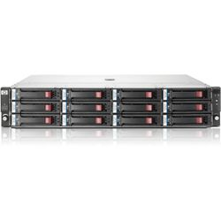 HPE StorageWorks D2600 36000GB Rack (2U) disk array