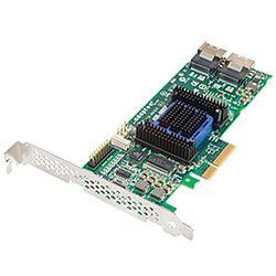 Adaptec RAID 6805E PCI Express x4 6Gbit/s RAID controller