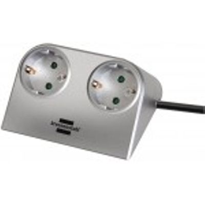Brennenstuhl Desktop-Power Overspanningsbeveiliging 2