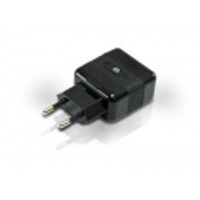Conceptronic USB Charger Binnen Zwart