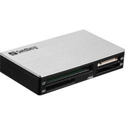Sandberg USB 3.0 Multi Card Reader geheugenkaartlezer