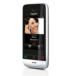 Gigaset SL910H DECT-telefoon Zwart, Zilver Nummerherkenning
