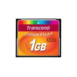 Transcend 1 GB CF 133x flashgeheugen CompactFlash MLC