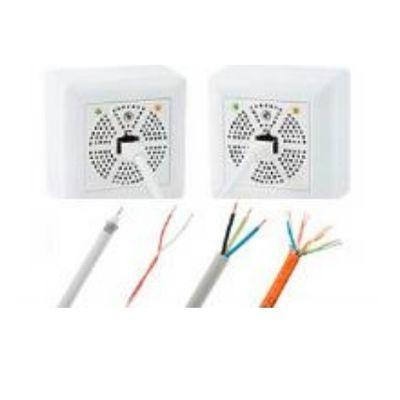 Mobotix MX-2WirePlus-Set-PW Fast Ethernet