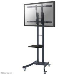 Newstar PLASMA-M2000E flat panel vloer standaard Portable flat panel floor stand Zwart 2,16 m (85