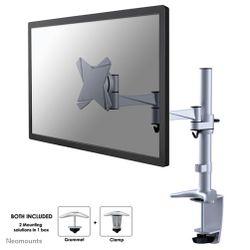 Newstar FPMA-D1330SILVER flat panel bureau steun 76,2 cm