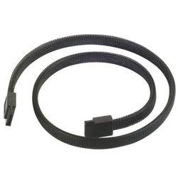 Silverstone SST-CP07 0.5m SATA SATA Zwart SATA-kabel