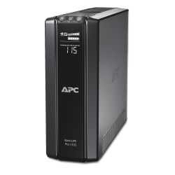 APC Back-UPS PRO 1200VA noodstroomvoeding 6x stopcontact