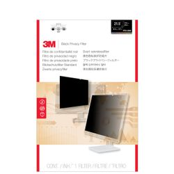 3M PF215W9B Randloze privacyfilter voor schermen 54,6 cm (21.5