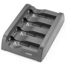 Zebra SAC4000-410CES Binnen Zwart batterij-oplader