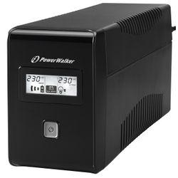 PowerWalker VI 650 LCD UPS 650VA/360W 650VA/360W