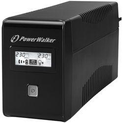 PowerWalker VI 850 LCD Line-Interactive 850VA Mini Toren