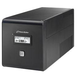 PowerWalker VI 1000 LCD UPS 1000WVA/600W 1000VA/600W