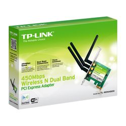 450 Mbps Wireless N dual-band PCI-e Adapter TL-WDN4800