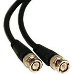 C2G 15m 75Ohm BNC Cable 15m Zwart coax-kabel