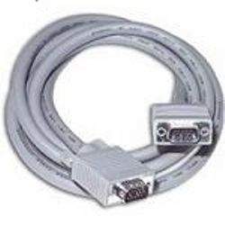 C2G 0.5m Monitor HD15 M/M cable VGA kabel 0,5 m VGA (D-Sub)