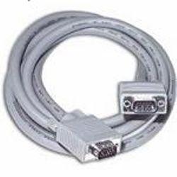 C2G 2m Monitor HD15 M/M cable VGA kabel VGA (D-Sub) Grijs