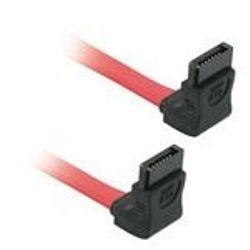 C2G 0.5m 7-pin SATA Cable 0.5m Rood SATA-kabel