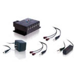 C2G 89020 Zwart afstandsbediening